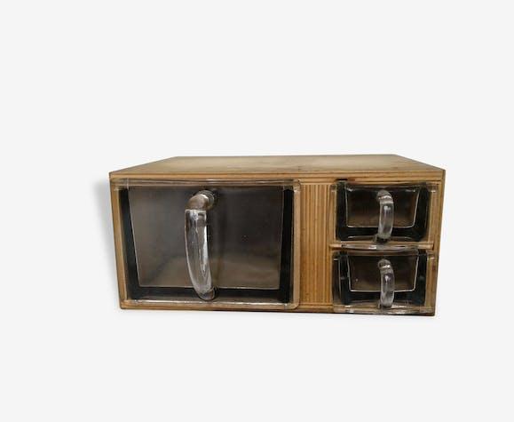 meuble pices vintage bois mat riau vintage 166687. Black Bedroom Furniture Sets. Home Design Ideas