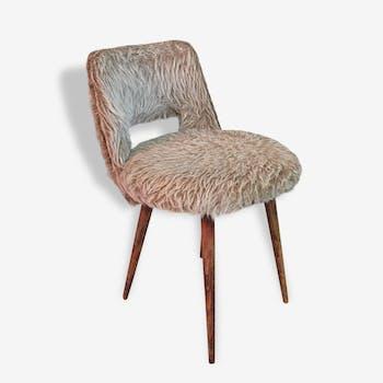 Chair rug