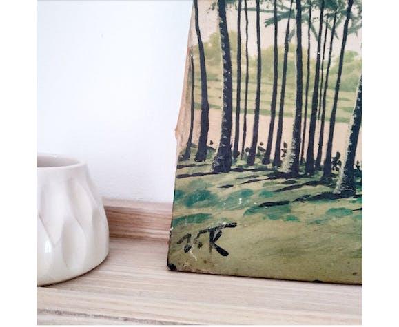 Peinture Saïgon