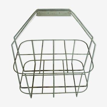 Basket bottle (6) metal Caddy brand holders
