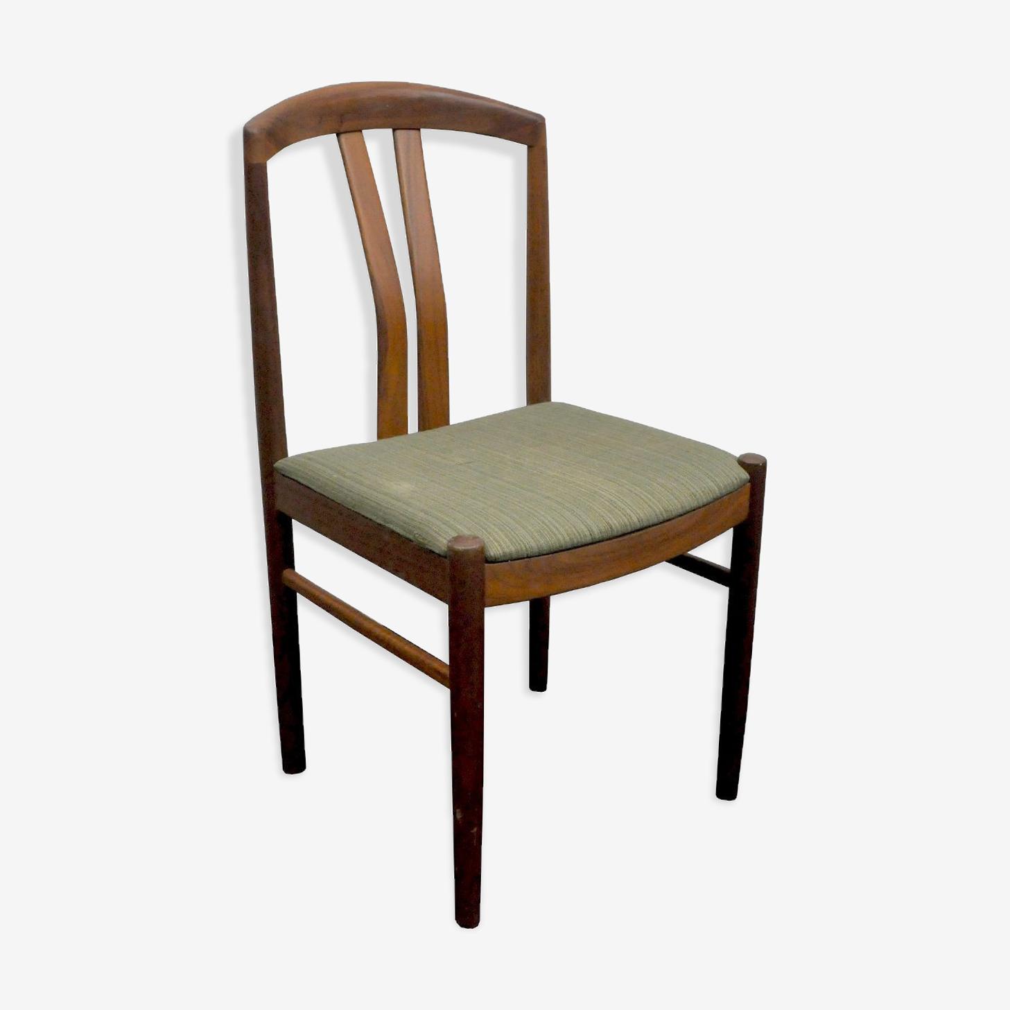 Teak chair alb. Johansson & Sons Sweden