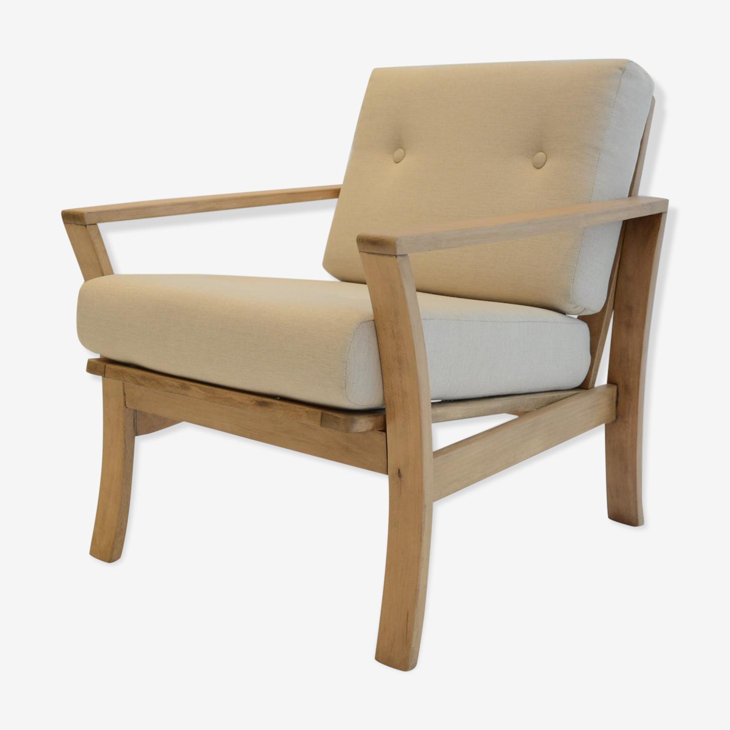 Chair ex GDR beige
