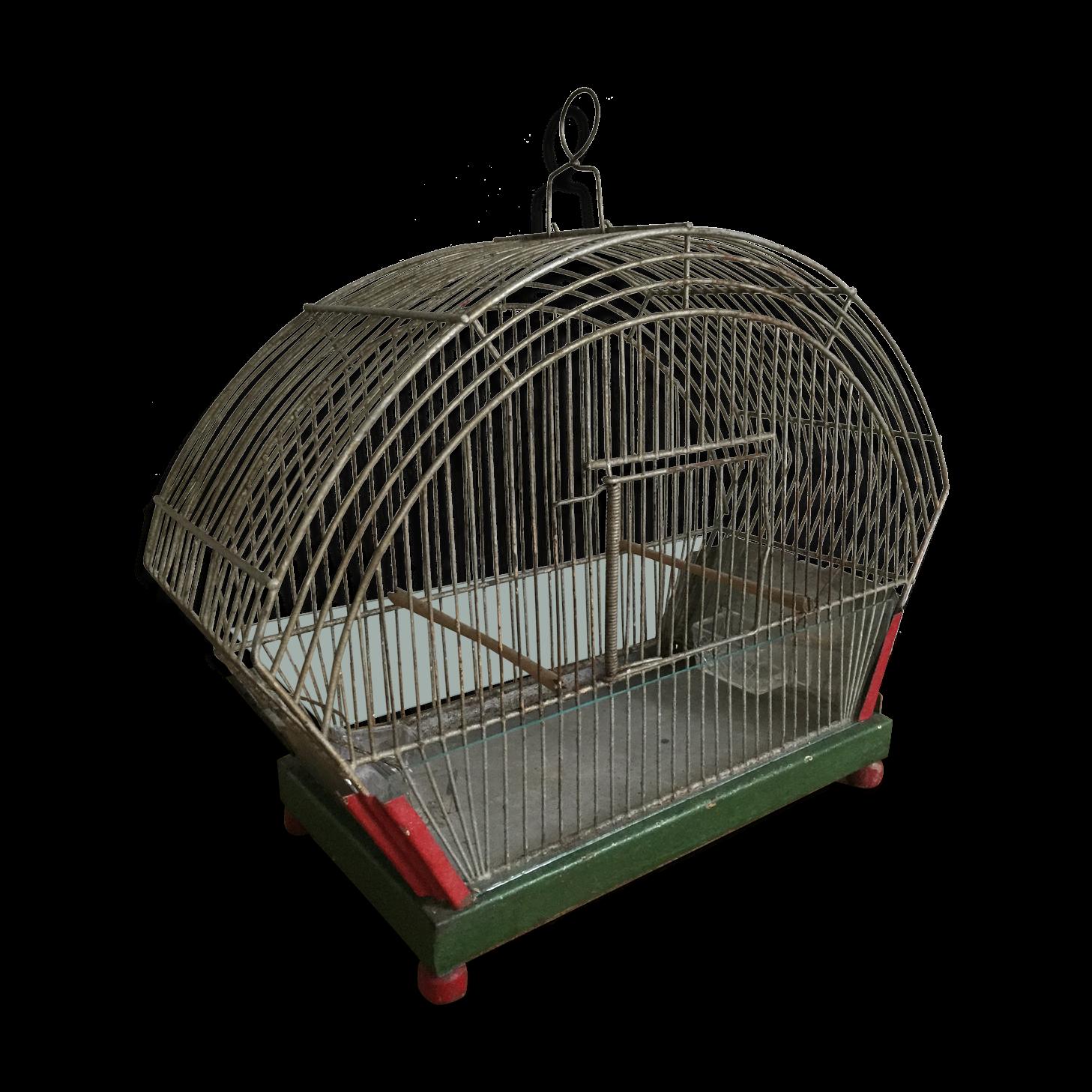 Cage à Oiseaux Décoration De Jardin Ou De Véranda