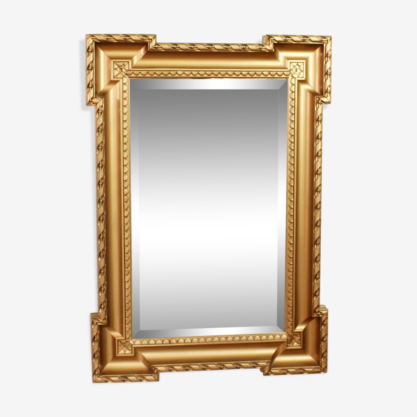 Miroir XIXeme 88x62cm