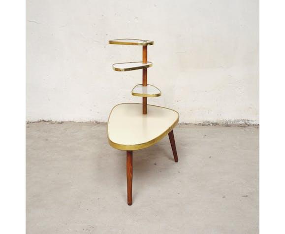 Table porte plantes tripode, 1960