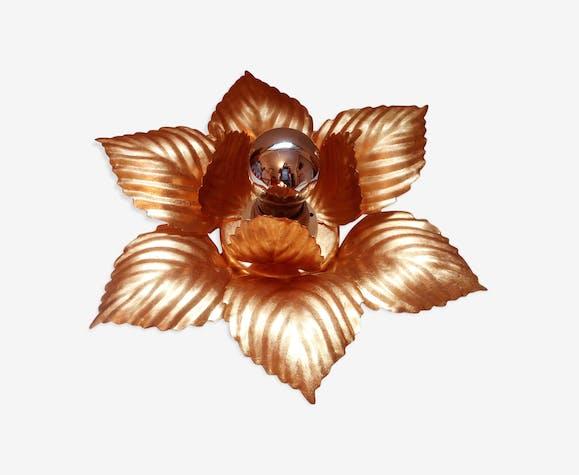 Applique fleur vintage