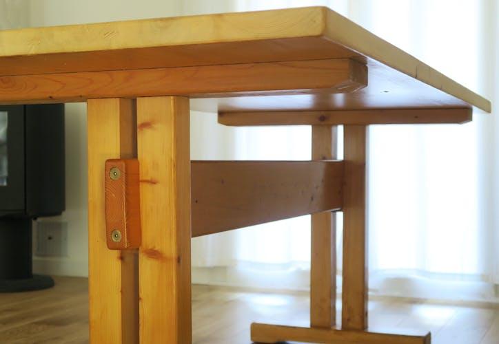 Table Les Arcs Charlotte Perriand