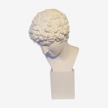 Apollo of plaster workshop