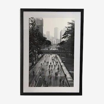 Photographie d'art Jakarta par Morgan Sizlak