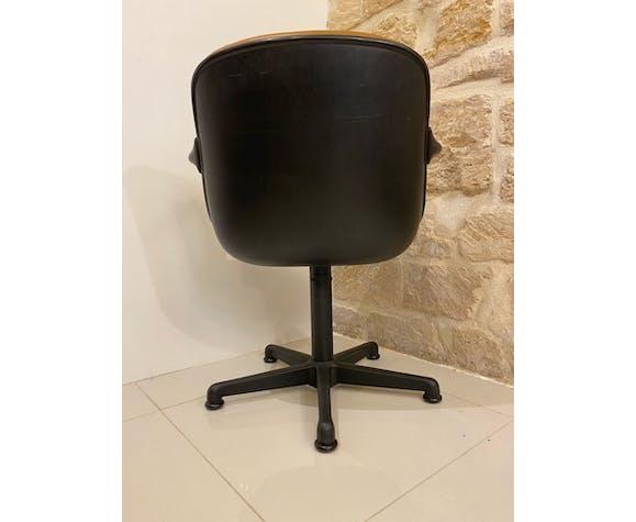 """Fauteuil """"office chair"""" par comforto 1970s"""