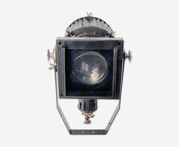 Lampe Clemancon Paris 1910 projecteur theatre des Celestins Lyon
