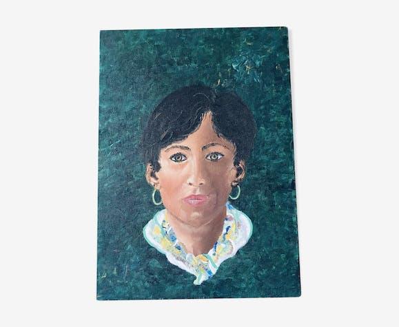 Portrait femme