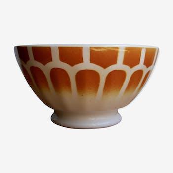 Bowl vintage Brown