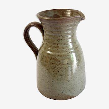 Jug in glazed stoneware circa 70