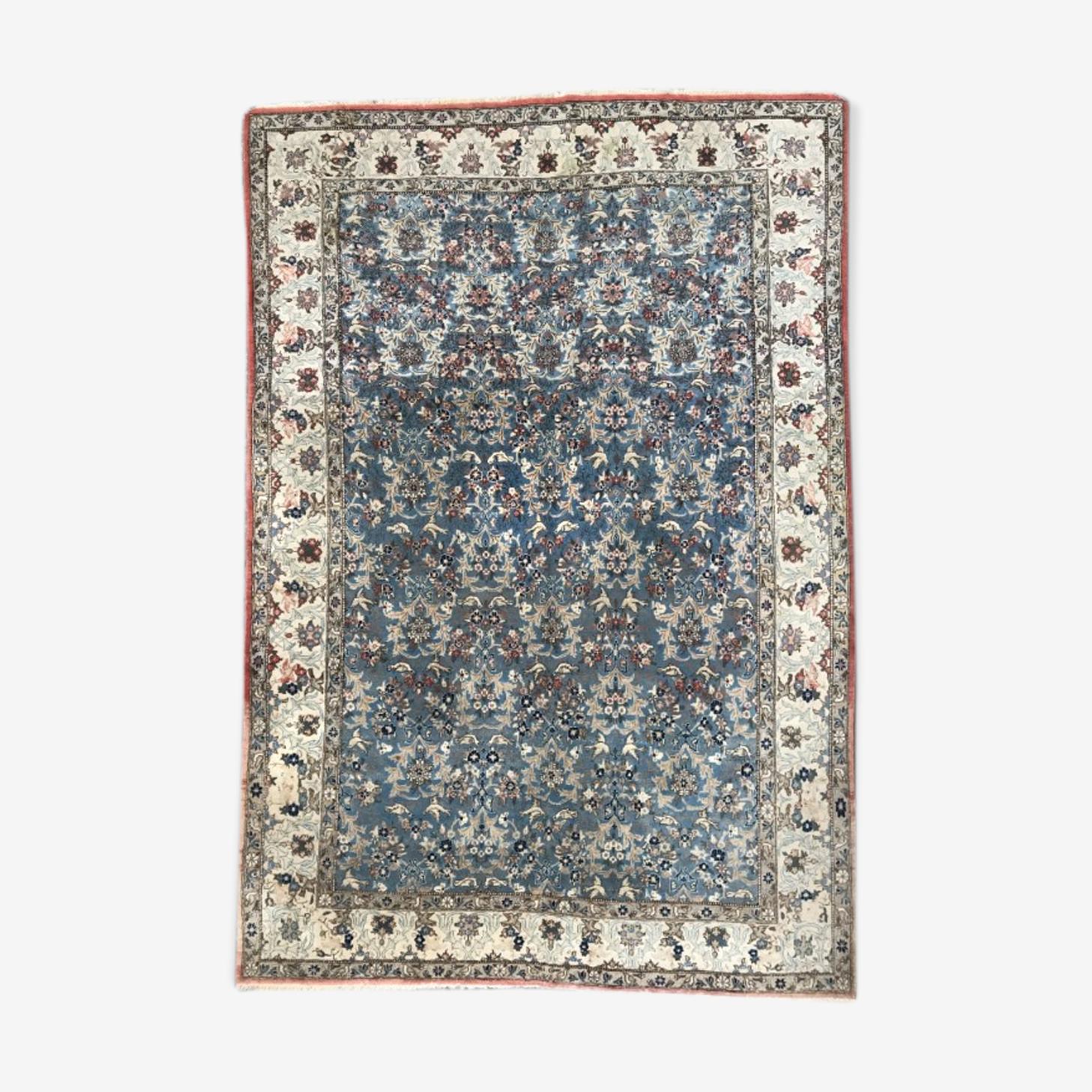 Tapis vintage ghoum persan 230x342 cm