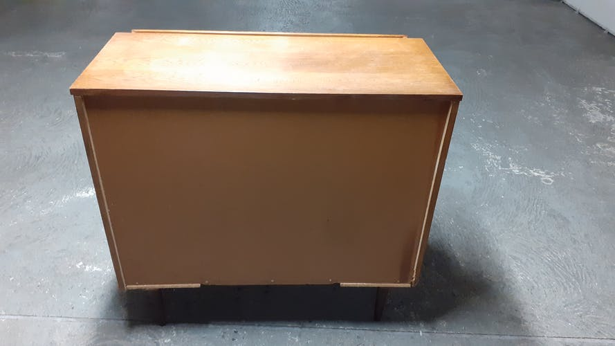 Commode style scandinave