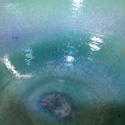 Coupe en céramique émaillée Bernadette Sepulchre