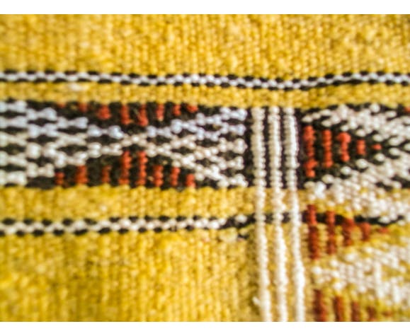 Carpet Moroccan kilim - 275 x 70 cm