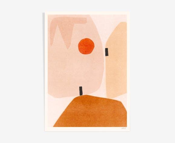 Illustration «Composition abstraite 2»