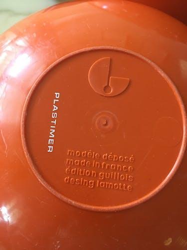 Seau à glace vintage design Lamotte édition Gillois