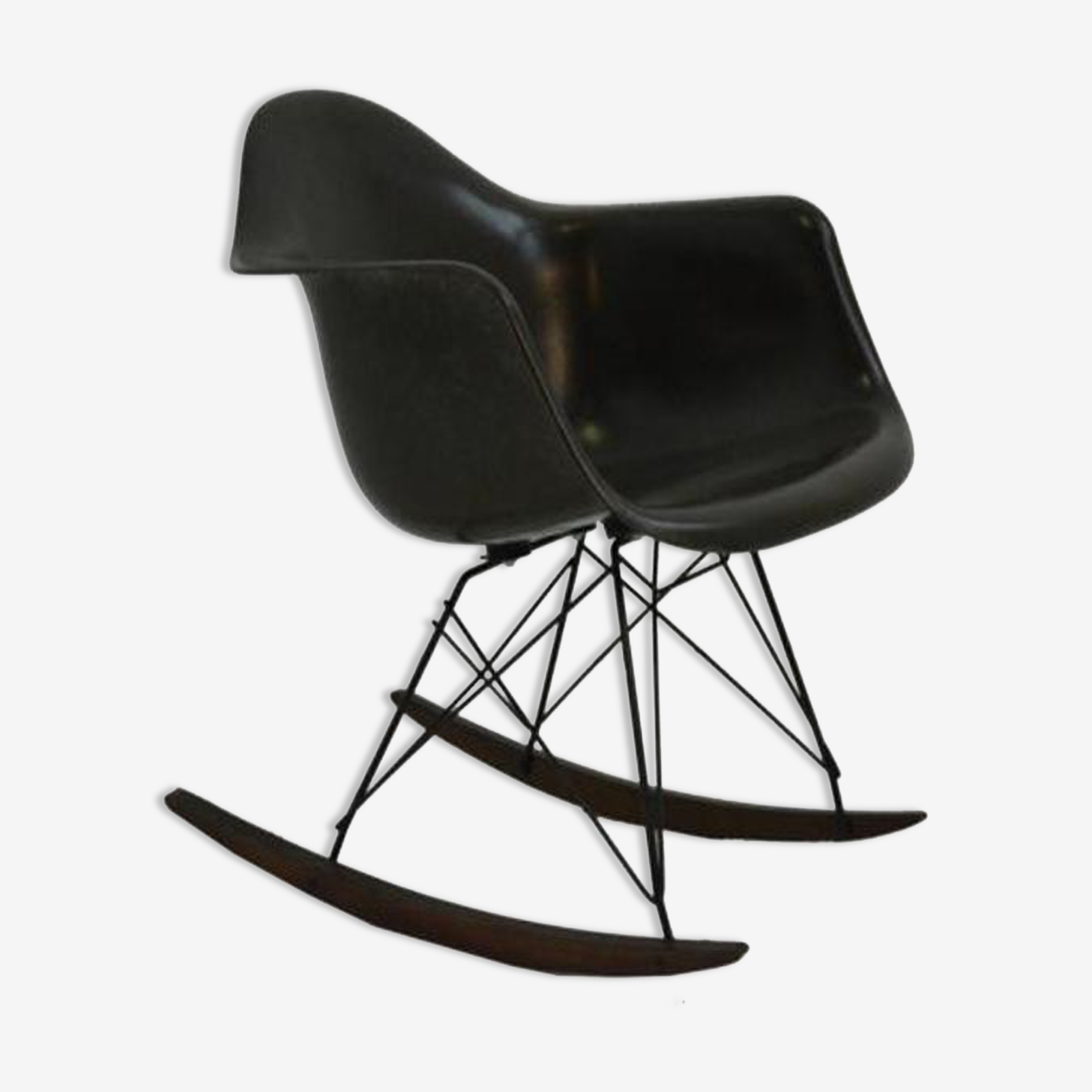 """Rocking chair """"rar"""" by Charles and Ray Eames"""