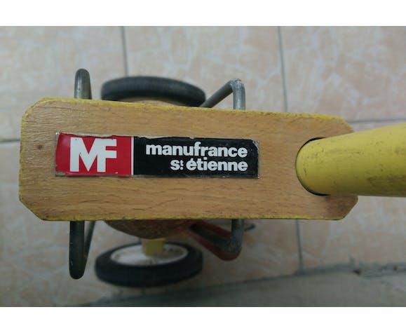 Chariot jeu de croquet Manufacture Saint Etienne