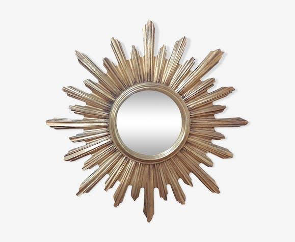 Miroir sorcière soleil