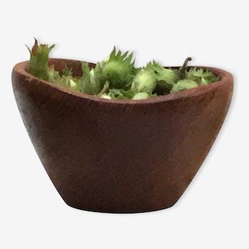 Vintage teak Bowl