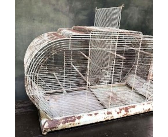 Cage ancienne