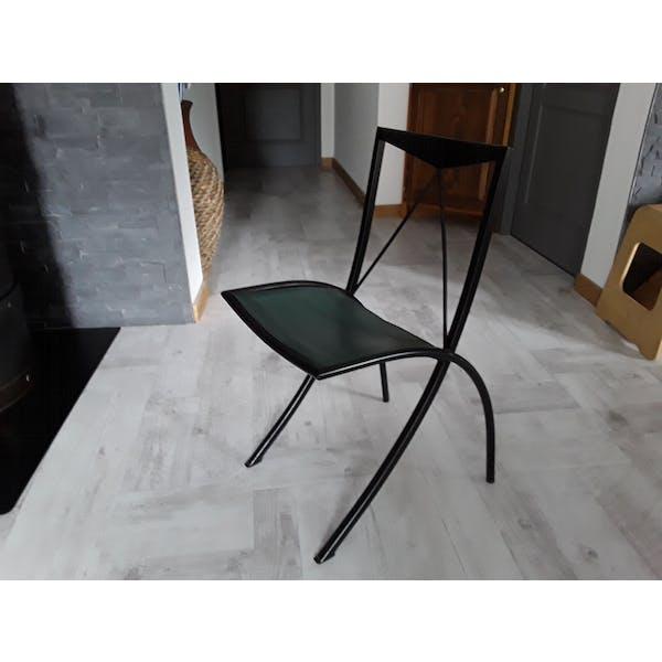 Suite 4 Folding Chairs Italian Designer Cattelan Selency