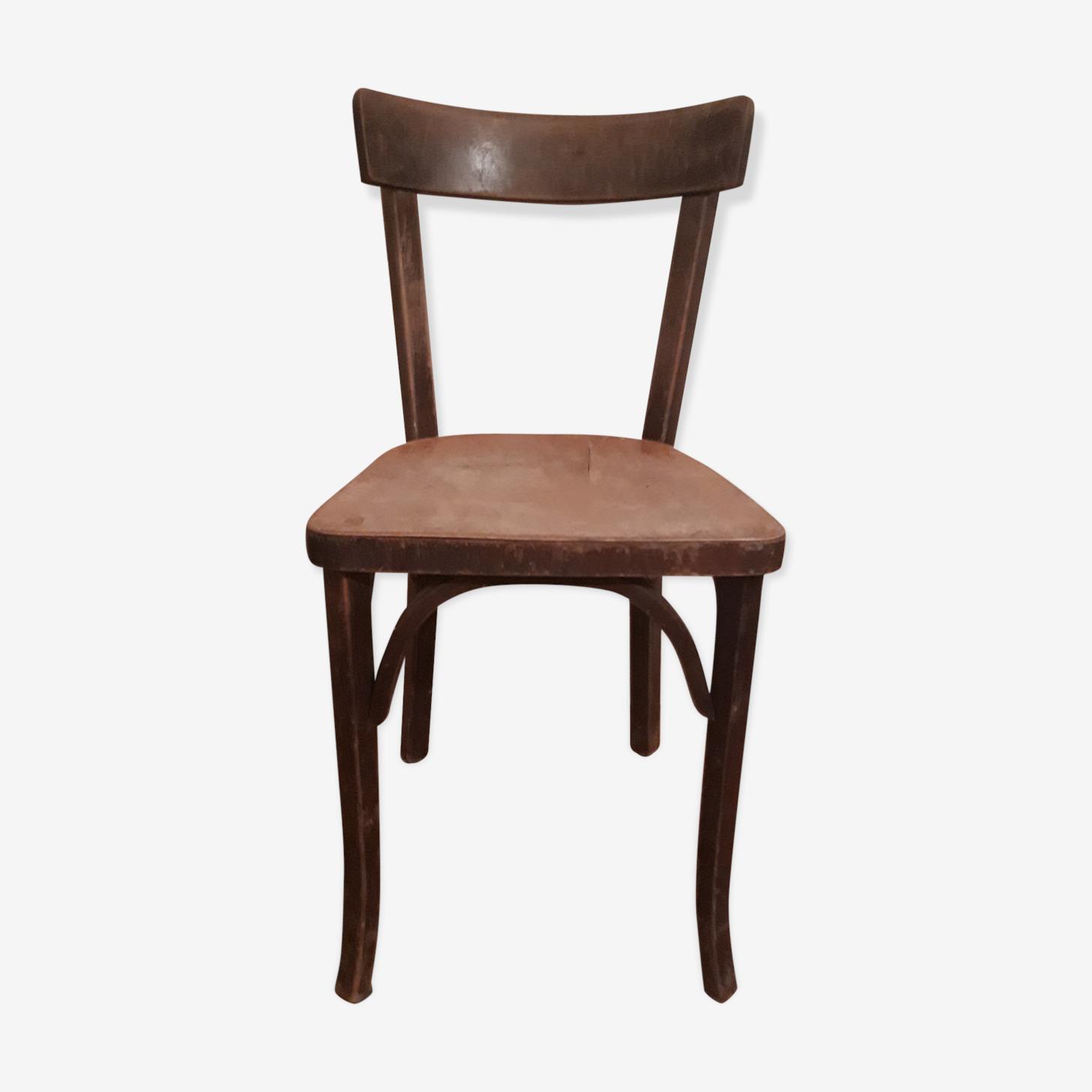 Chaise de bistrot Baumann