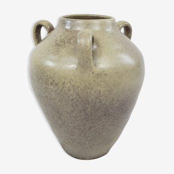 Vase a 3 anses ceramiste Idlas 1960
