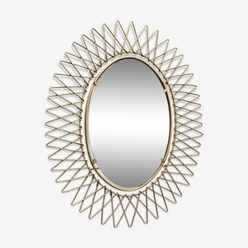 Legrand design boutique en ligne for Miroir soleil metal