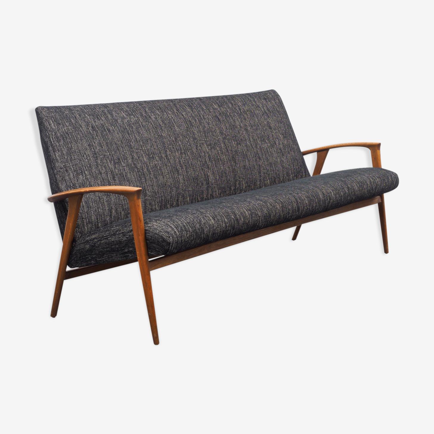 Canapé style scandinave, refait à neuf