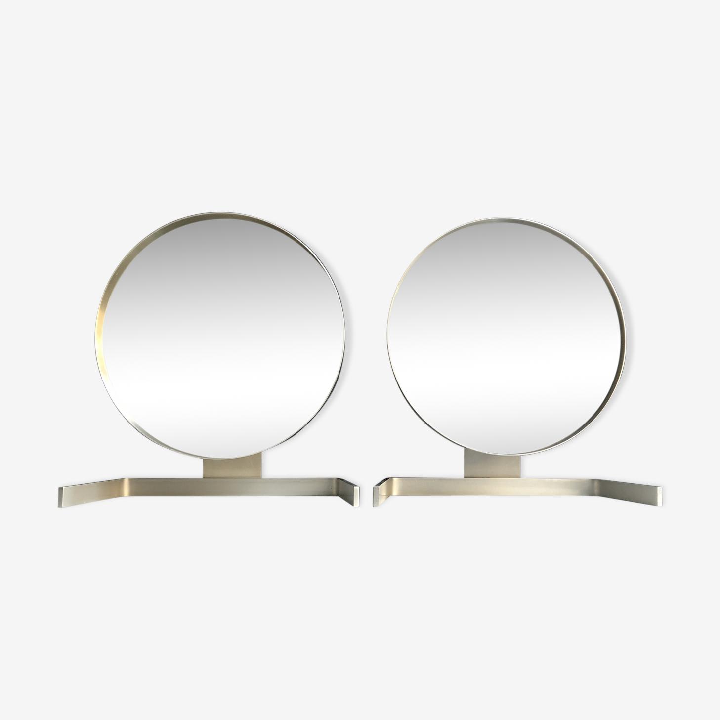 Mirrors 70s 44x46cm