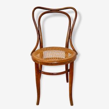 Chaise de bistrot J&J Kohn Circa 1900