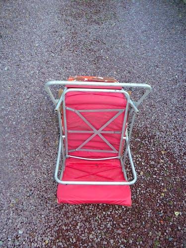 Chaise longue des années 70