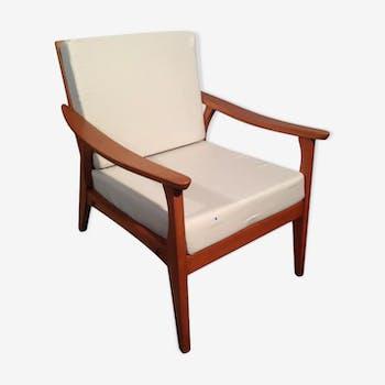 Scandinavian armchairs years 50/60
