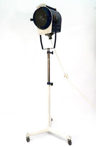 Projecteur industriel, années 1960