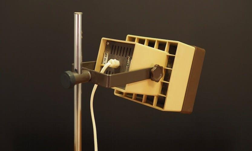Lampe de table vintage des années 60, 70, design danois
