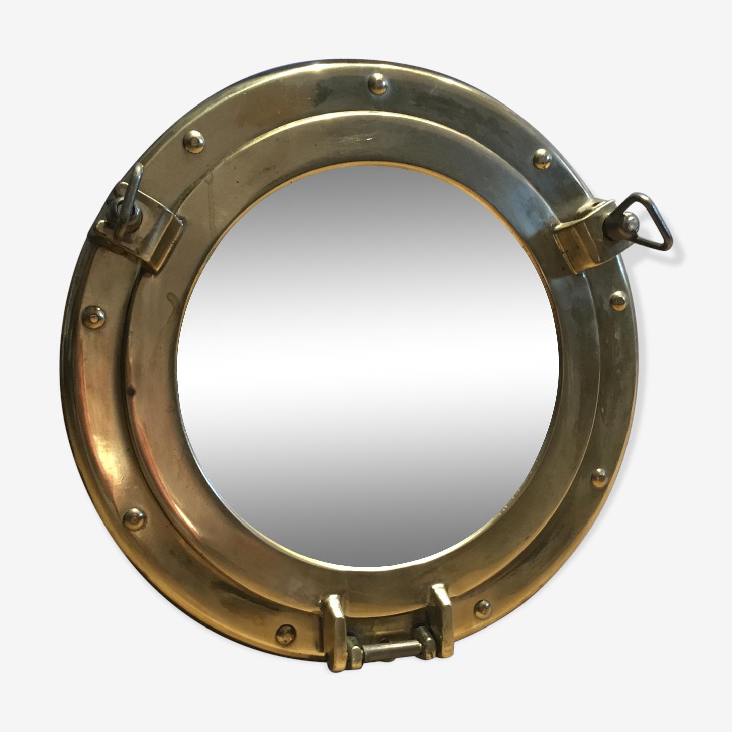 Porthole mirror 30x30cm