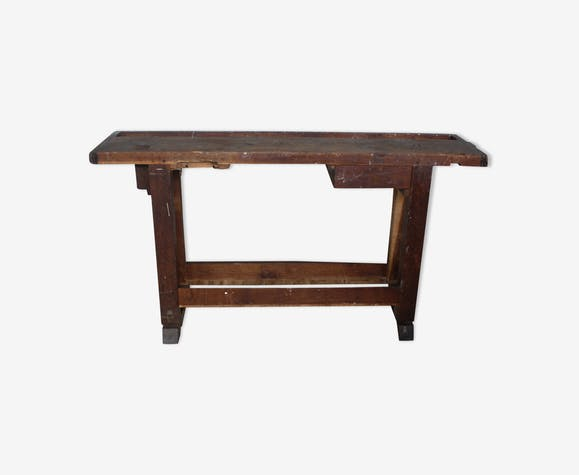 Former Carpenter 160 cm wooden Workbench