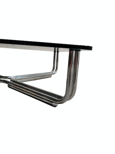 Model 784 Coffee Table by Gianfranco Frattini for Cassina, 1960s