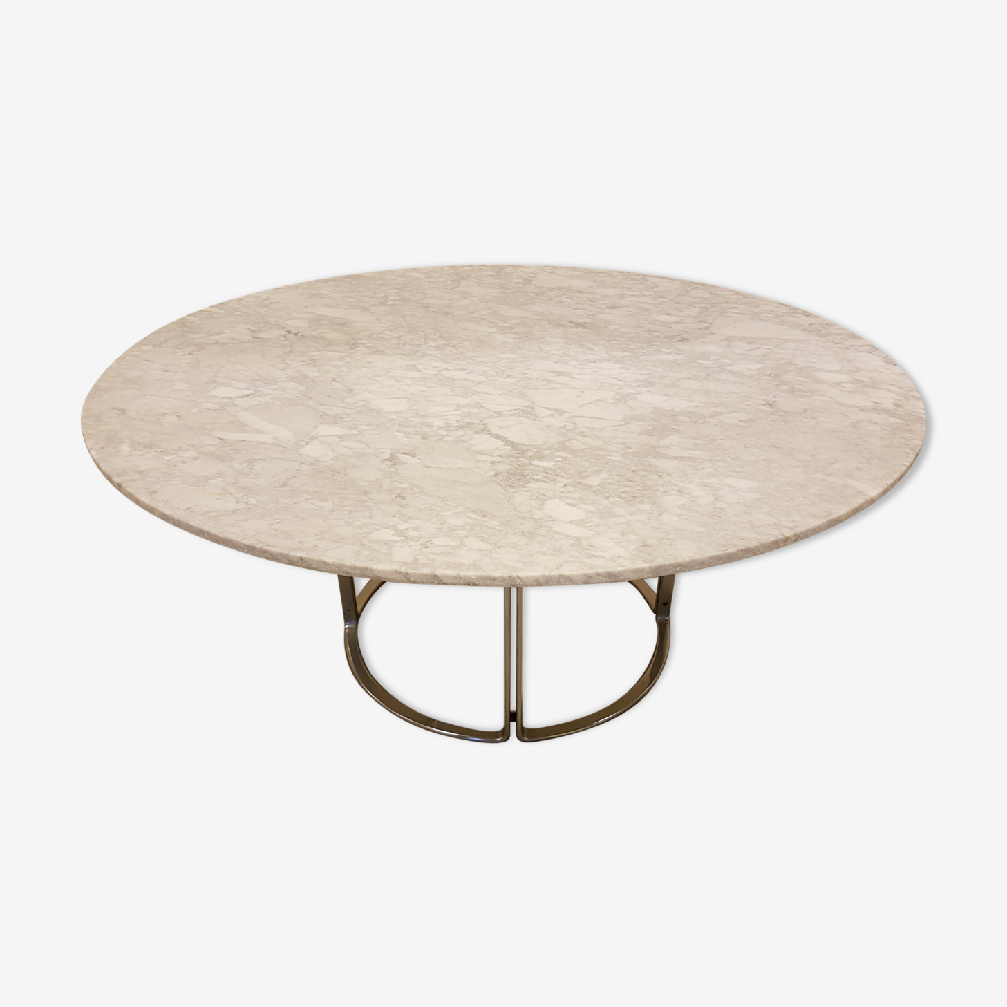 Table de Horst Brüning pour Kill International  1970