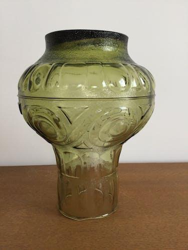 Vase Empoli des années 1960