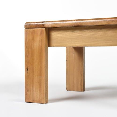 Table basse de Charlotte Perriand edition Les Arcs