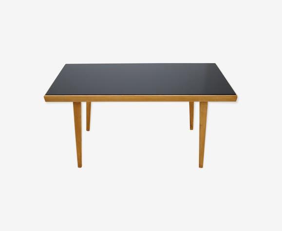 Mid-century coffee table/Drukov. 1970