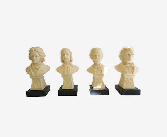 Bustes compositeurs
