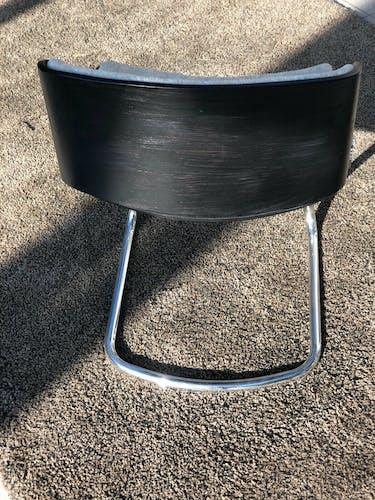Suite de 6 chaises Baumann entièrement restaurées 1970