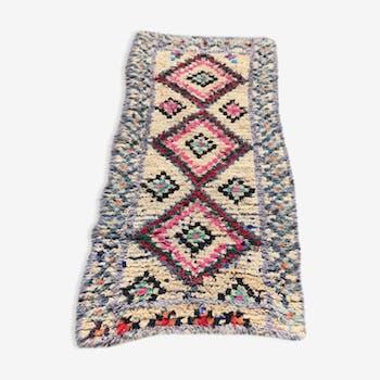 Beni ouarain 190x86cm carpet